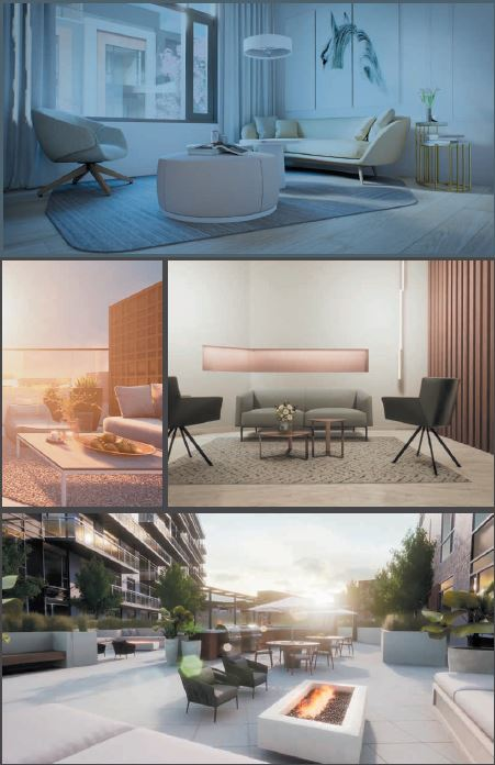 Amenity Plan, drawing room, sofa room, gtarealstar, naveen vadlamudi, royal canadian, brokerage